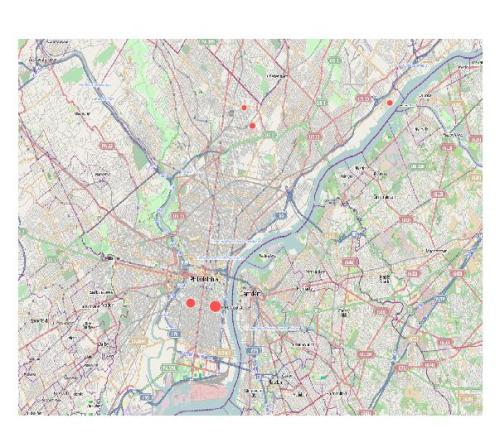 Fun with geocoding and mapping in JGR
